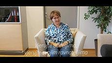 Intervju s ravnateljicom - najava