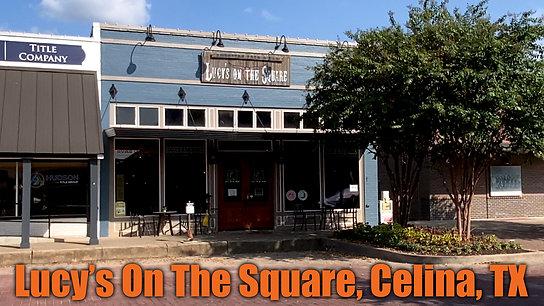Celina Texas Restaurants: Lucy's