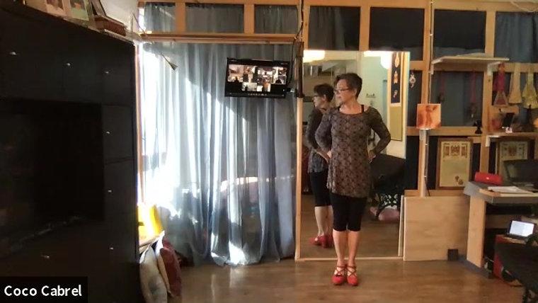 Replay: FlamencoFlameArms Workshop 7.8.20