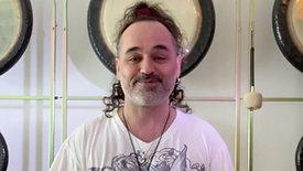 Présentation du Gong Bath · Swann