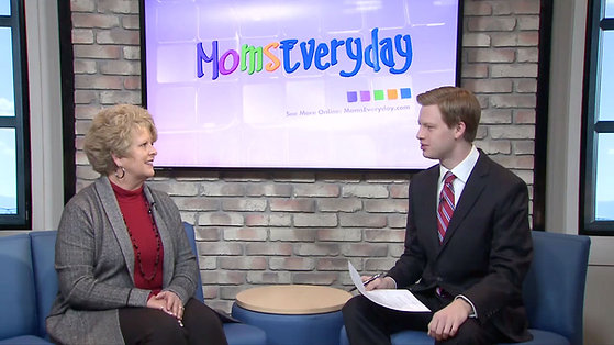 Mom's Everyday with Kathy Hill, APRN, FNP-BC