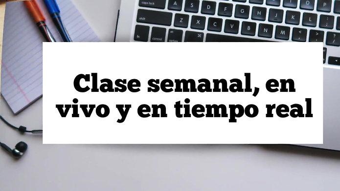 CLASE LUCERO