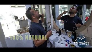 Como rasuarse utilizando el gel para afeitar marca Barbology