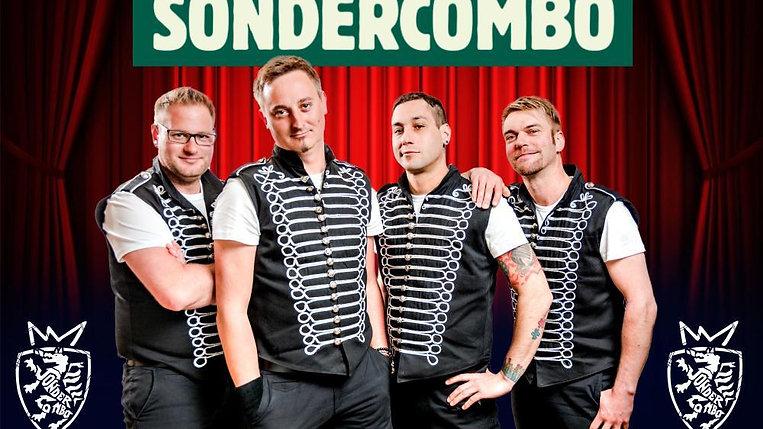 Sondercombo - Partyband