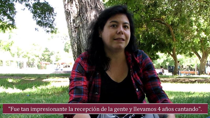 Entrevista GISELA LEVIN