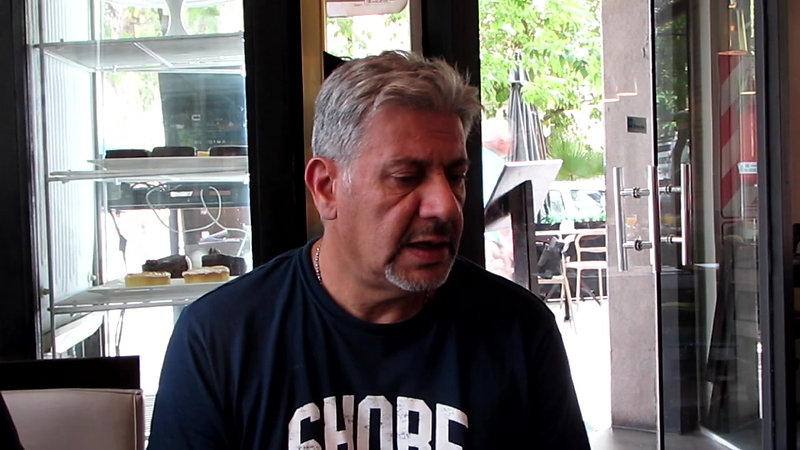 Entrevista - MARCELO DA CORTÁ