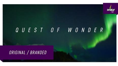 Quest Of Wonder