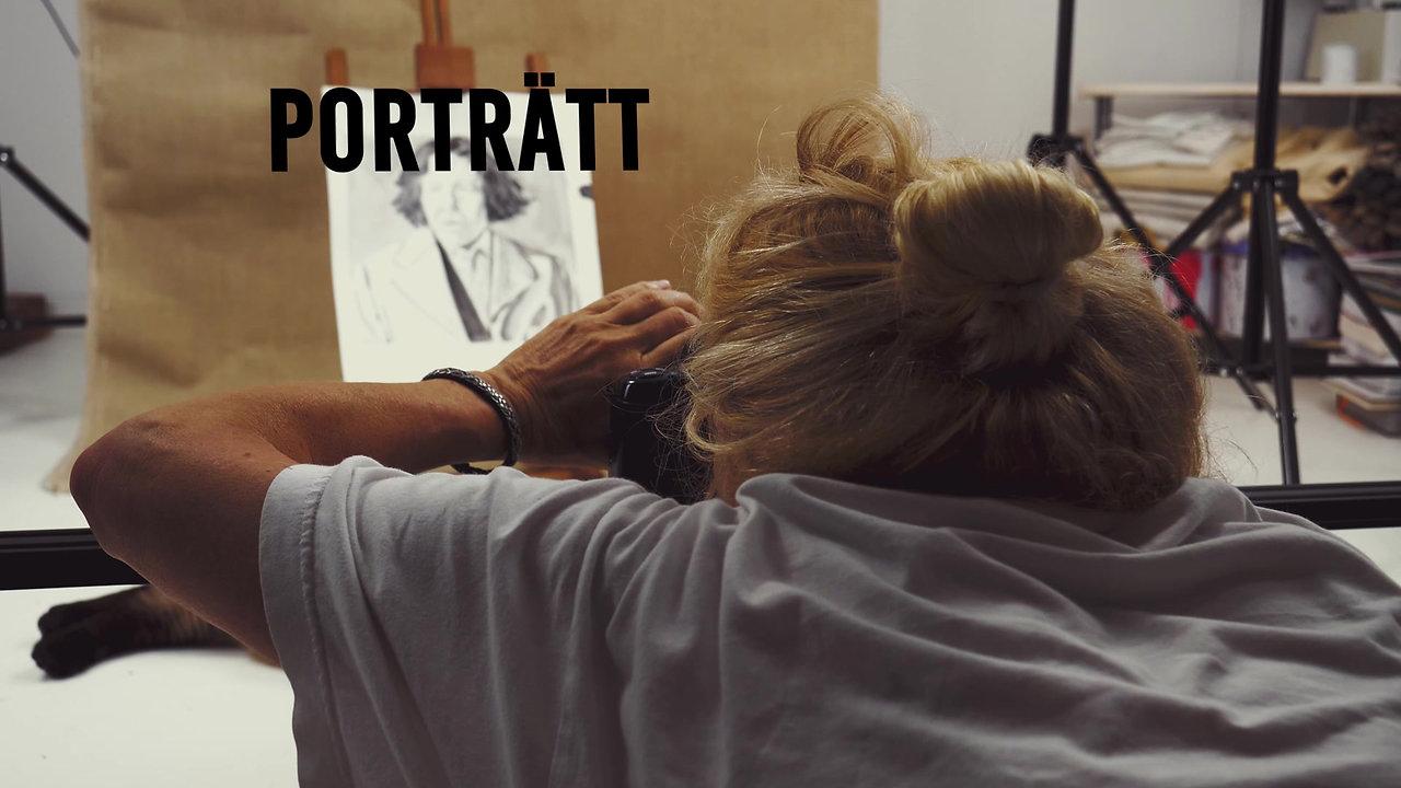 Rätt Porträtt
