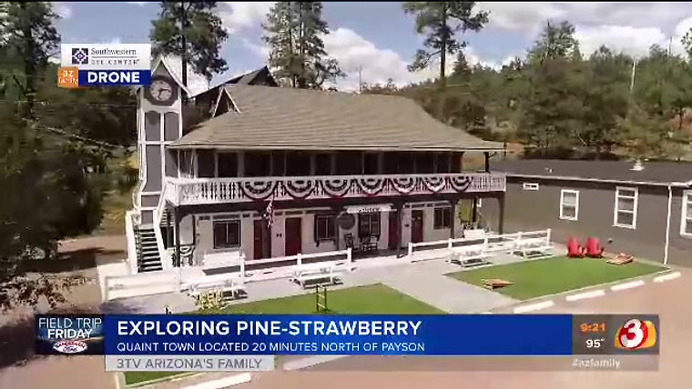 Arizona's Family visits Pine-Strawberry