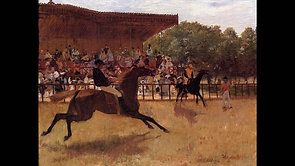 Just Hold Your Horses-Impressionist-Episode 10-Lesson 13-Degas