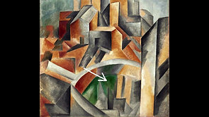 Thinking Outside the Cube-Post Impressionist- Episode 11-Lesson 14-Picasso