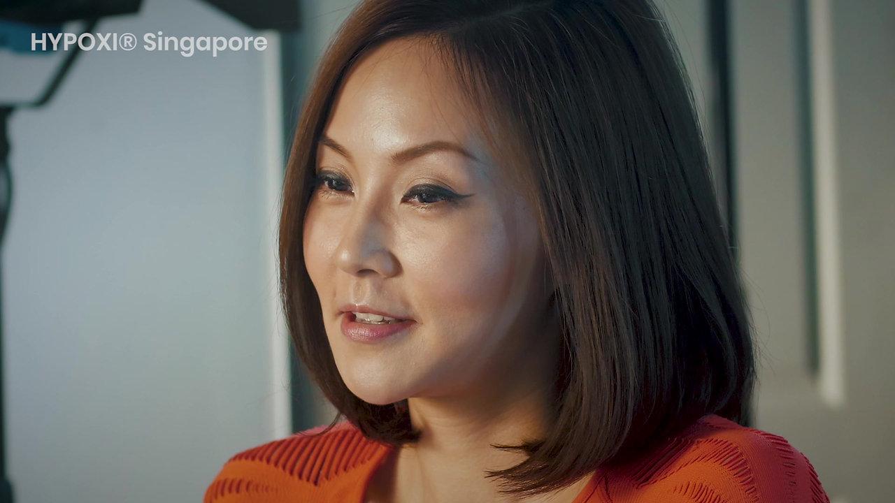 HYPOXI Singapore with Lynn Poh