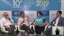Roda de Conversa Domingo a Manha 10º Congresso Espírita do Rio Grande do Sul