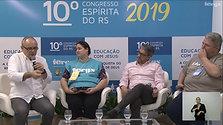 Roda de Conversa Domingo a Tarde 10º Congresso Espírita do Rio Grande do Sul