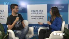 Entrevista com Thiago Toledo - 10º Congresso Espírita do RS