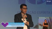 Painel com Haroldo Dutra Dias - 10º Congresso Espírita do RS