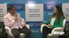 Entrevista com Sergio Lopes - 10º Congresso Espírita do RS
