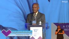 Painel com Jorge Godinho Barreto Nery - 10º Congresso Espírita do RS