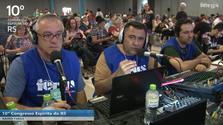 FERGS Rádio em 12/10/2019 - 10º Congresso Espírita do RS
