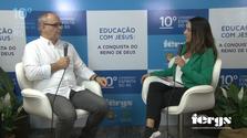 Entrevista com Álvaro Chrispino - 10º Congresso Espírita do RS