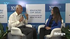 Entrevista com Jorge Godinho Barreto Nery - 10º Congresso Espírita do RS