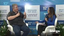 Entrevista com Vinícius Lousada - 10º Congresso Espírita do RS