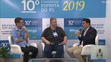 Roda de Conversa Sábado de Tarde 10º Congresso Espírita do Rio Grande do Sul