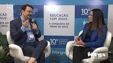 Entrevista com Rossandro Klinjey - 10º Congresso Espírita do RS