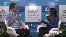 Entrevista com Cezar Braga Said - 10º Congresso Espírita do RS