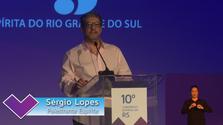 Painel com Ségio Lopes - 10º Congresso Espírita do RS