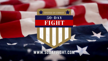 Day 28 | 50 Day Fight | Kay Horner