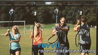 revvll PRO fitness rope trainer