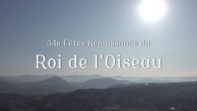 Aftermovie des Fêtes Renaissance du Roi de l'Oiseau 2019