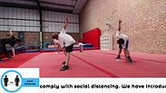 FreeRunning Classes - Covid-19