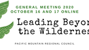 October 18, 2020  Pacific Mountain Regional Council GM2020