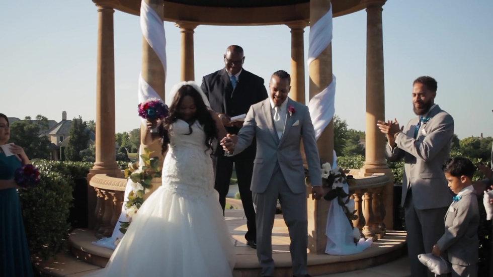 Jasmine & James Wedding Video