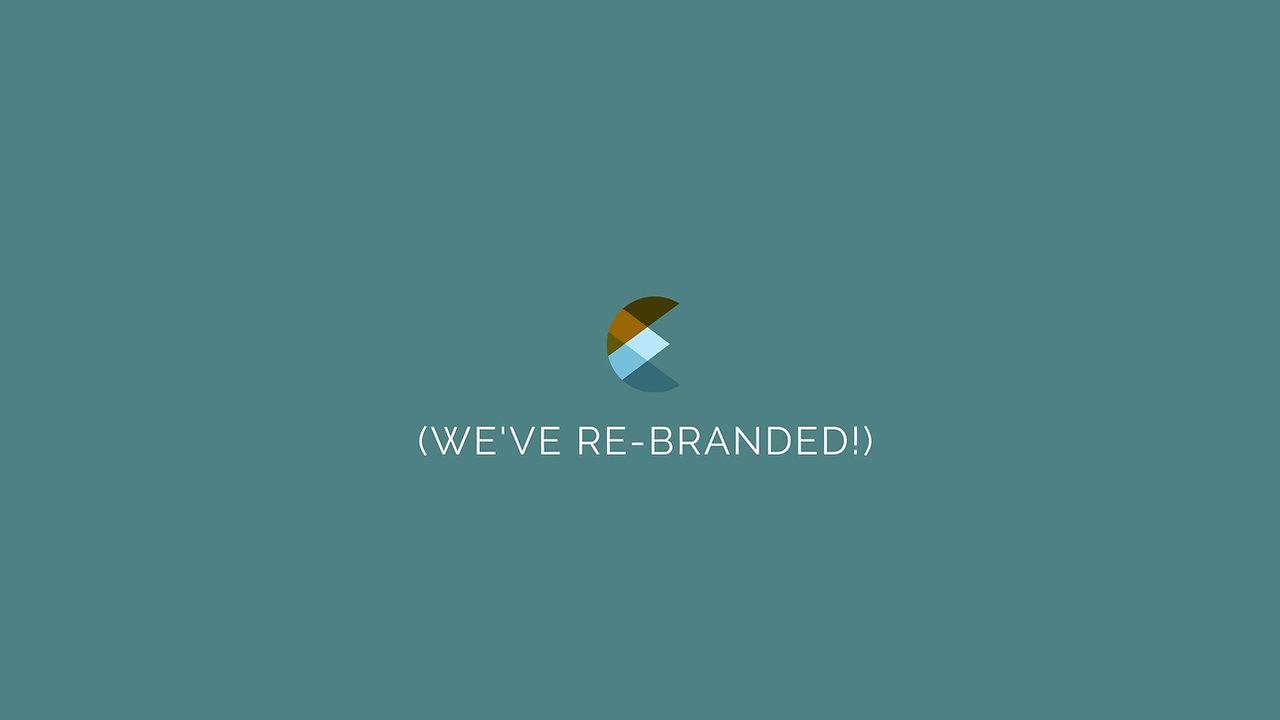 We've Re-Branded!