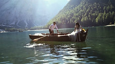 Lago di Braies / Save the date / Love Story