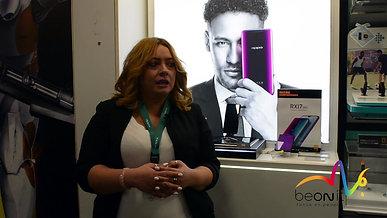 """""""Mi experiencia en beonit es completamente diferente a todo lo que he tenido"""" - Noemí Cortés, Business Talent en Oppo"""