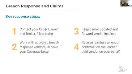 Cyber Webinar - Corvus Insurance