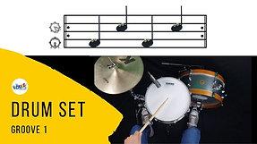 Drum Set - Groove 1