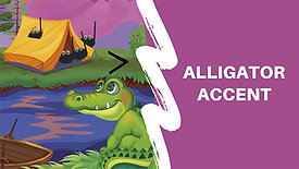 Alligator Accent