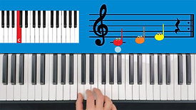 Piano: Lesson 1 (part 1)/Play CDE