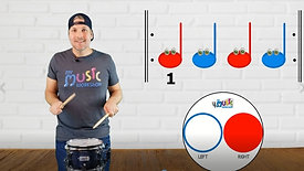 Drums: Lesson 1