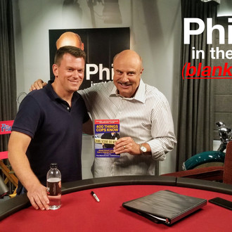 Dr  Phil and Sgt  Adam Plantinga: '400 Things Cops Know'