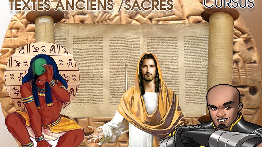 Textes Anciens / Sacrés