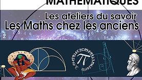 #1 Les Maths chez les grecs de Thales à Hypatie