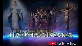 Bible schooling #31
