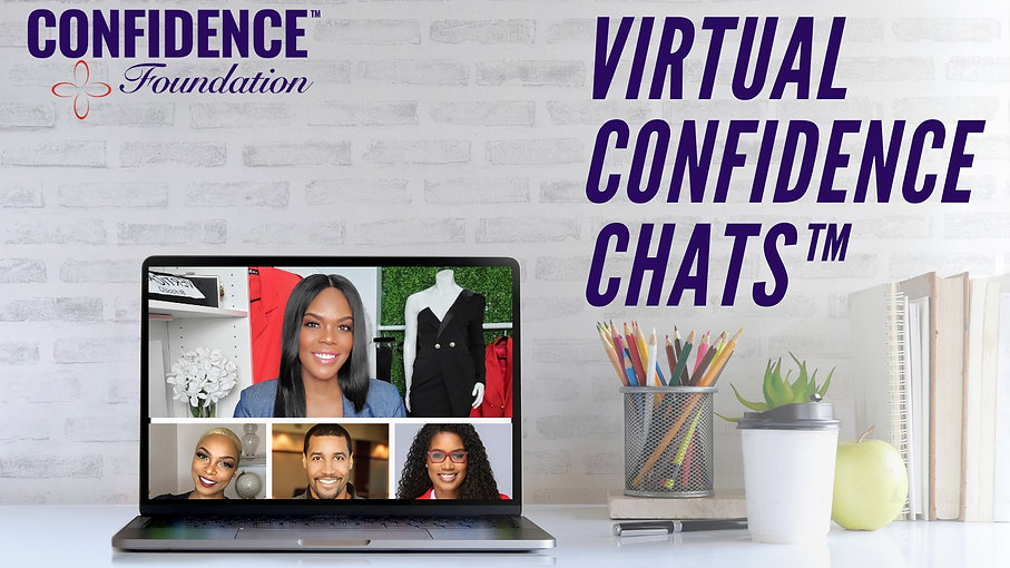 Virtual Confidence Chat Clips