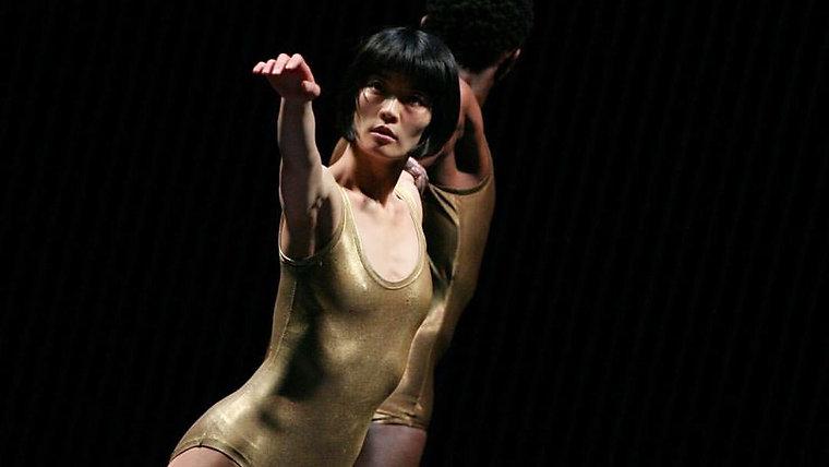 Dancer Megumi